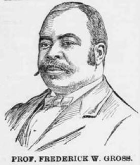 REV. F. W. GROSS