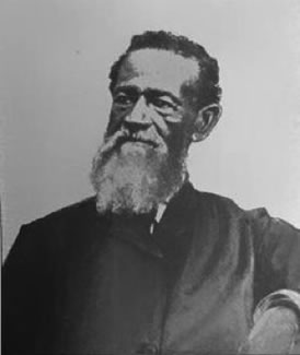 Rev. Isarel S. Campbell